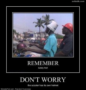 Funny Pics Safety First