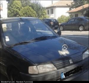 Mercedes FAIL