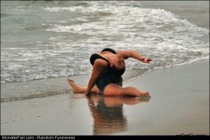 Funny Pics The Beach