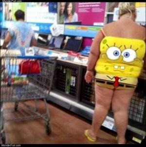 Spongey bob