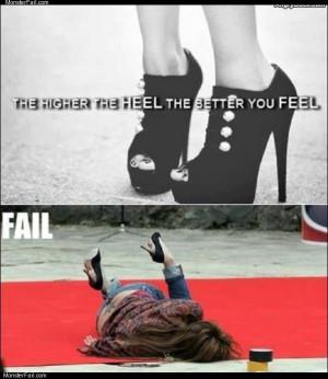 Higher heels