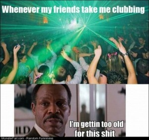 Funny Pics Going Clubbing