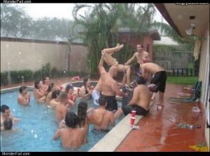 Keg party