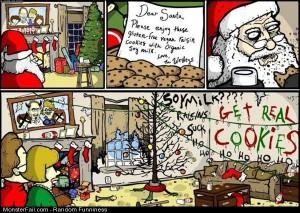 Funny Pics Hippie Cookies
