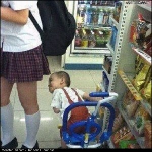 Funny Pics Awesome Kid