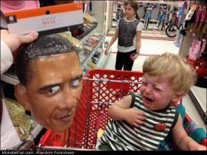 Funny Pics Obama Is Scary