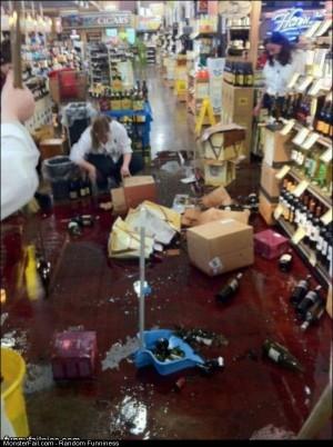 Wine Stoor Mess