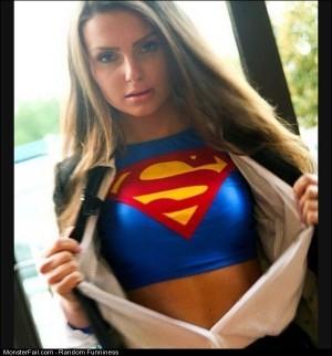 Funny Pics Supergirl Picdump 2