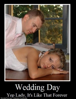 Funny Pics Wedding Day