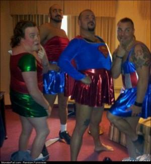 Fail super Heroes