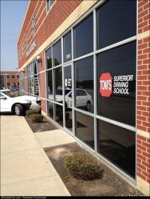 Fail toms Driving School