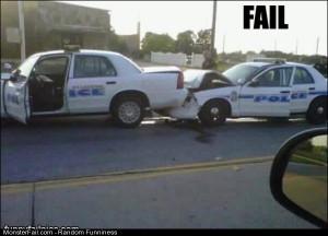 Cops Fail