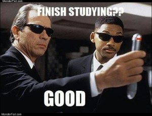 How studying works