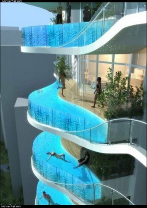 Coolest hotel pools ever