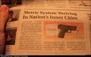 Fail metric System