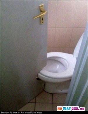 Bathroom Fail NoWayGirl