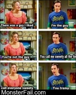 Sheldon FTW