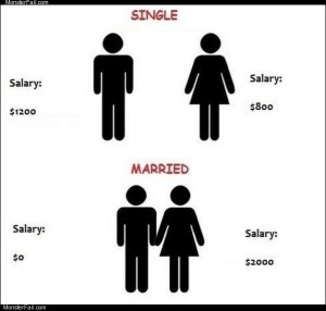 Single vs married