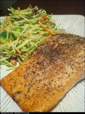 NO fail salmon recipe It is SO easy Dinner is on the table in less than 30 minutes