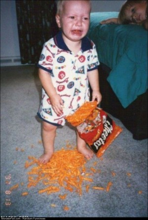 Fail cheetos Failure
