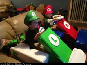 Funny Pics Monster Parenting