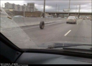 Fail highway Tire