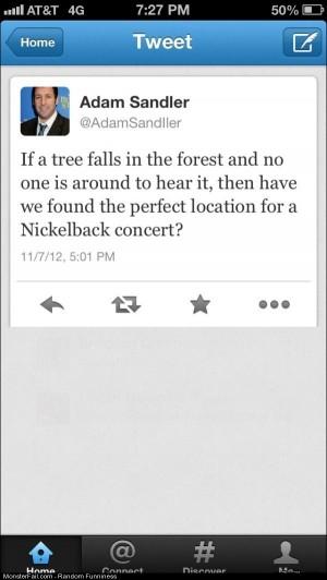Funny Pics If A Tree Falls
