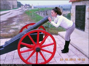 Funny Pics Girls With Guns 8