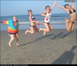 Funny Pics Jumping For