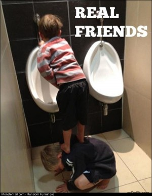 Funny Pics Real Friends