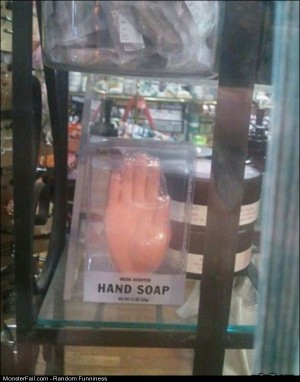 Funny Pics Hand Soap