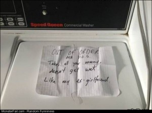 Funny Pics Out Of Order
