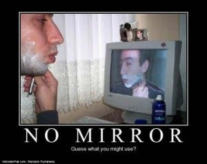 Monster Creativty WIN Have A Mirror Then Do This