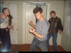 Monster Russian Party WIN Dance Like A Boss