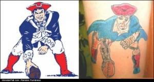 Monster Tattoo FAIL Enough