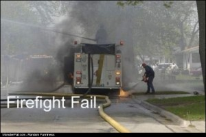 Firefight FAIL