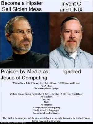 Steve Jobs Yeah I know what about this guy Let the people KNOW