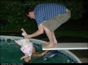 Monster Parenting FAIL Bathing Your Baby Your Doing It So WRONG