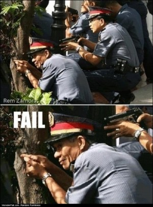 Police FAIL