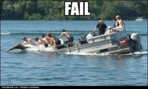 Welcome To The FAIL Boat