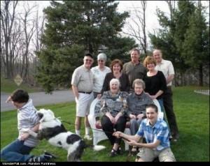Nice Family Photo