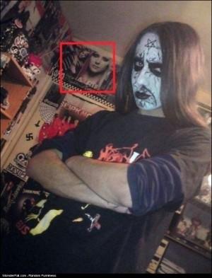 Monster Satanist Wannabe FAIL