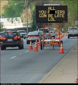 Traffic Sign WIN