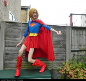 Super Woman FAIL