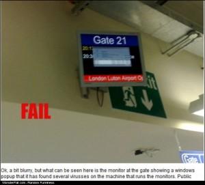 Terminal Virus FAIL