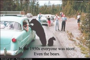 Funny Pics In The 1950s