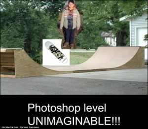 Photoshop Level  FAIL