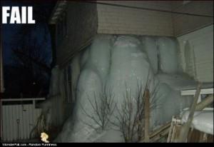 Winter Flood FAIL