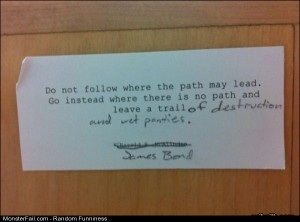 Funny Pics The Path