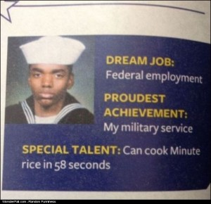 This Brave Soldier Has A Really Special Talent